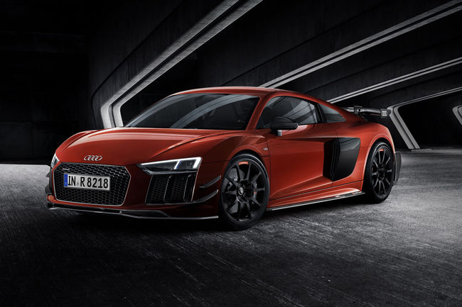 Version Sport Performance Parts de l'Audi R8
