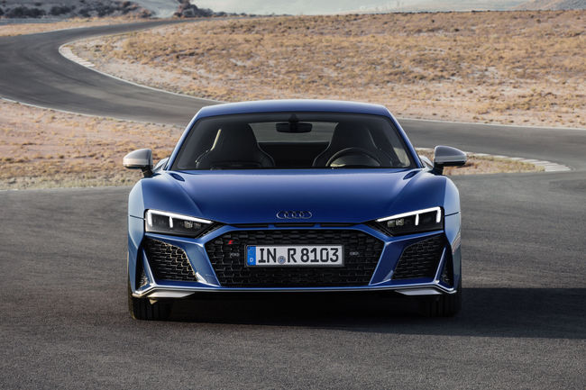 Audi R8 2019 : carnet de commande ouvert