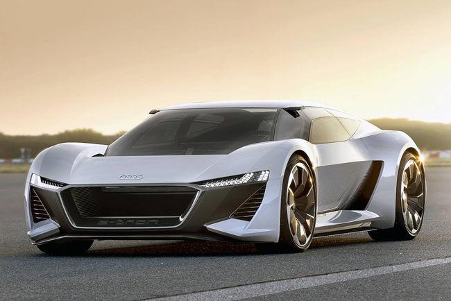 L'Audi R8 remplacée par une Supercar électrique ?