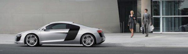 Audi R8 : et maintenant, la montre !