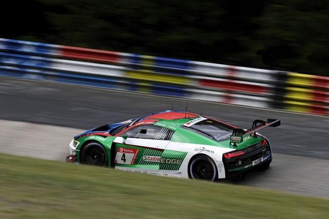 Une Audi R8 extrême en préparation ?