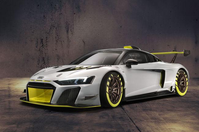 L'Audi R8 LMS GT2 prête pour la saison 2020