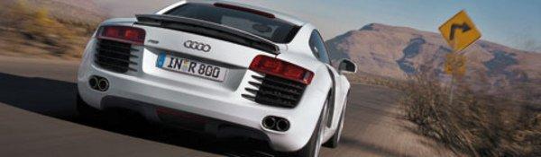 Mercedes : une rivale pour l'Audi R8 ?