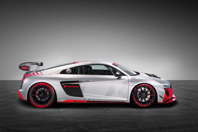 Sport : Audi R8 LMS GT4 2020