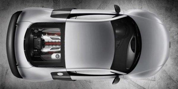 Audi R8 GT, le cran supérieur