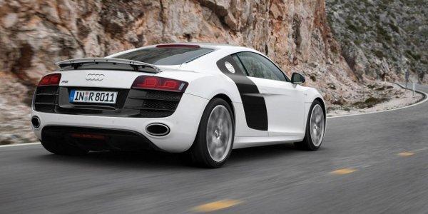 Audi R8 2012, plus qu'un repoudrage
