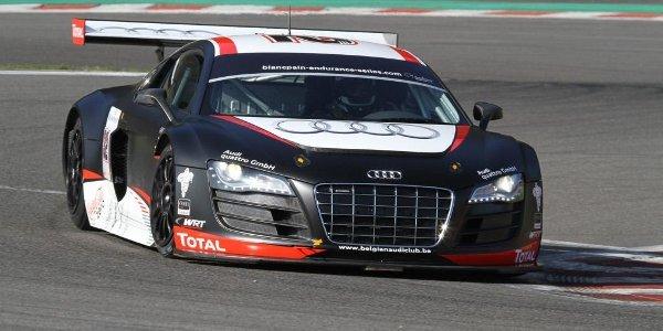 Victoire Audi aux 24H de Spa 2011
