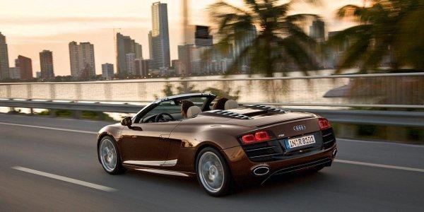 Près d'un millier d'Audi R8 rappelées