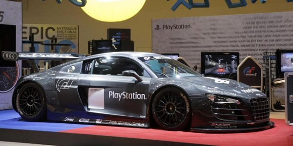 Audi R8 LMS Racing Simulator