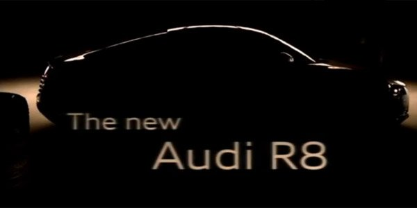 L'Audi R8 s'offre une cure de jouvence