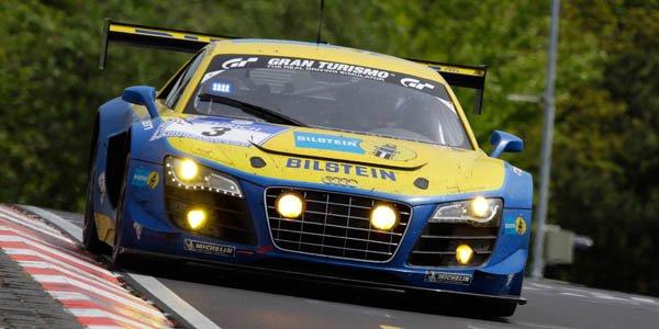 Doublé Audi aux 24 heures du Nürburgring