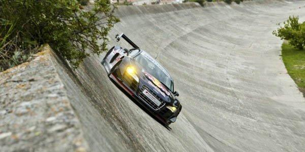 Audi fait revivre le circuit de Sitges