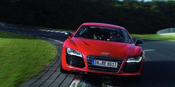 Le projet Audi R8 e-tron au point mort ?