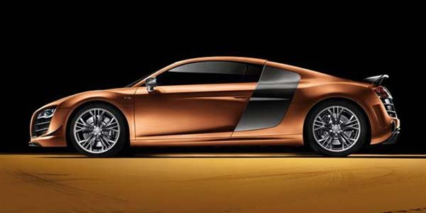 Audi R8 : une série limitée pour la Chine