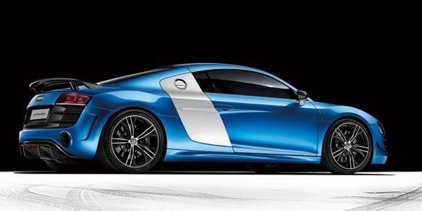 Audi R8 China Edition : et de deux !