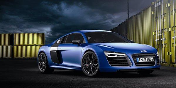 L'Audi R8 GT Plus dévoilée au Mans ?