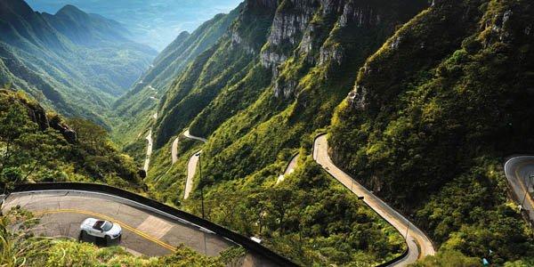 Vidéo : au Brésil en Audi R8 Spyder