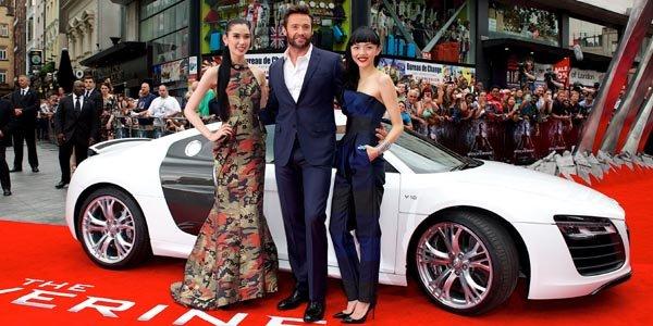 Audi fait son cinéma dans Wolverine
