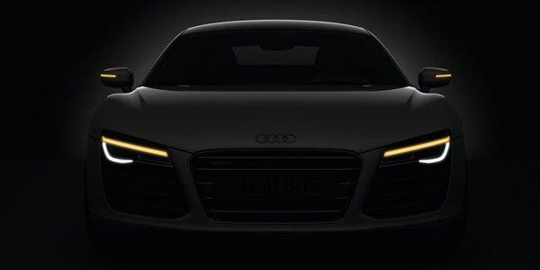 Un V6 turbo pour la prochaine Audi R8 ?
