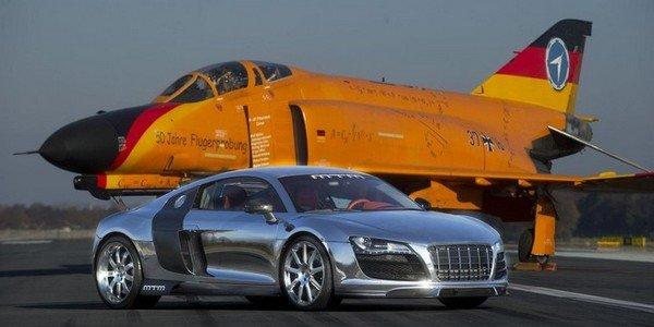 Audi R8 signée par MTM