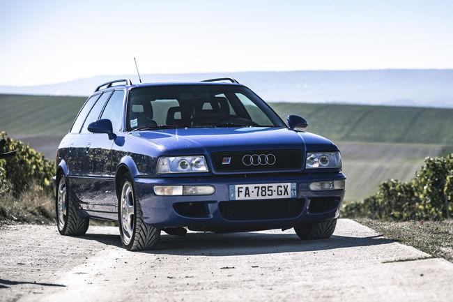 Audi rend hommage aux passionnés de la marque