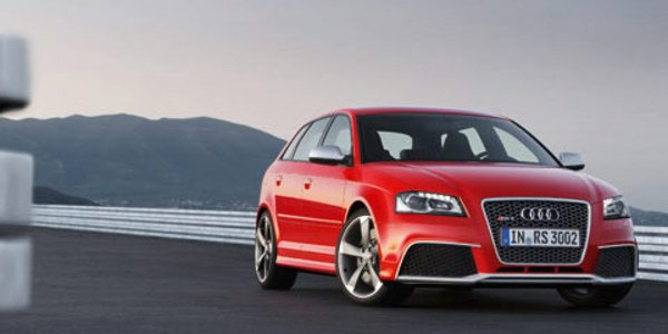 Audi RS3 : 250 de plus pour l'Angleterre