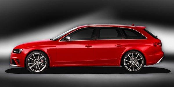 Audi RS4 Avant, recette prouvée