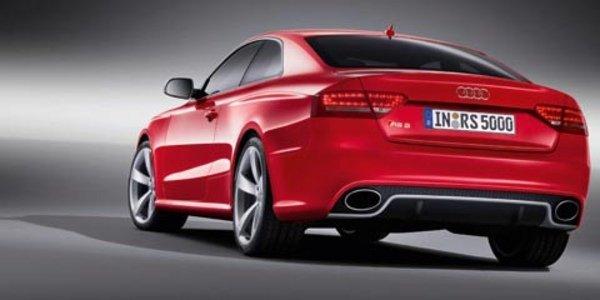 Salon de Genève : Audi RS5