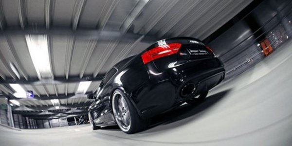 L'Audi RS5 par Senner Tuning