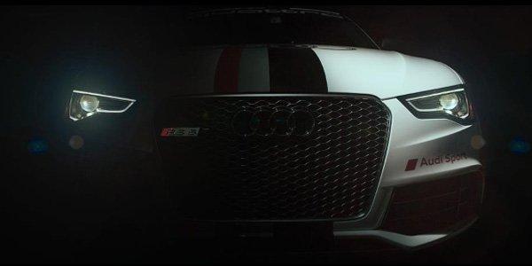 Audi RS5 : une surprise à Pikes Peak !