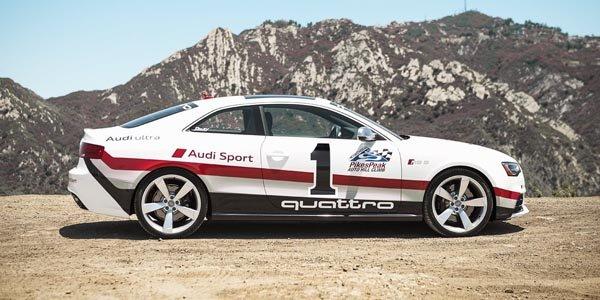 Audi dévoile sa suprise pour Pikes Peak