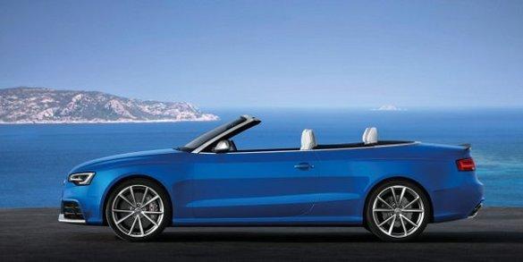 Audi RS5 Cabriolet : 450 ch au grand air