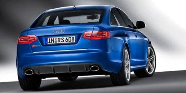 Audi RS6 Plus, édition limitée