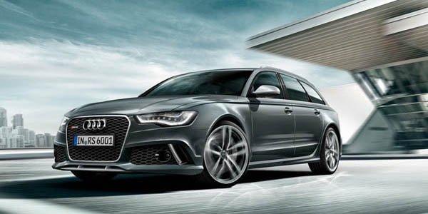Audi RS6 Plus : près de 610 ch !