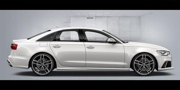 Fantasme : une Audi RS6 berline