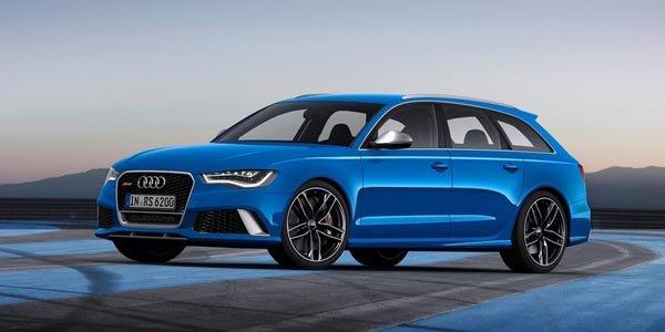 ABT s'occupe de l'Audi RS6 Avant