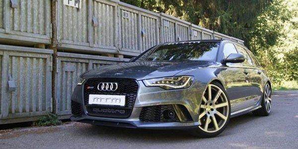 MTM s'énerve sur l'Audi RS6 Avant