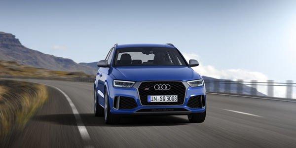 Audi RS Q3 Performance : 367 ch sous le capot