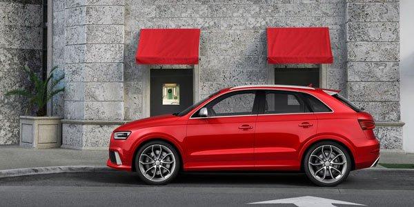 Prix de l'Audi RS Q3 : addition salée