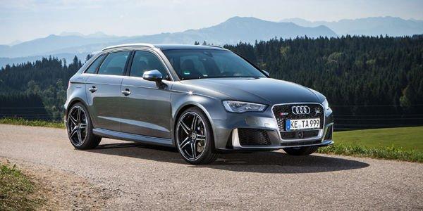 430 ch pour l'Audi RS3 Abt Sportsline