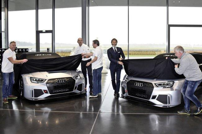 Audi RS 3 LMS : premières livraisons