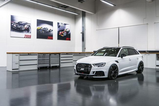 500 ch pour l'Audi RS 3 Sportback ABT Sportsline