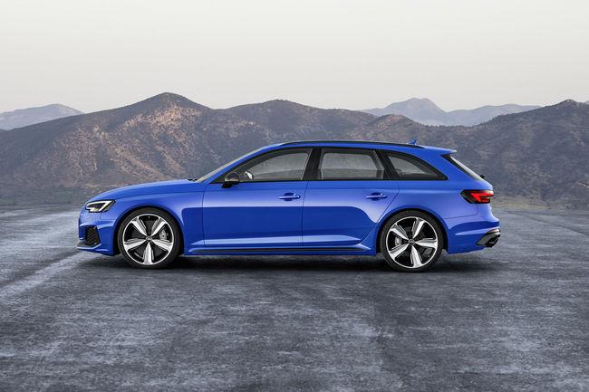 Nouvelle Audi RS 4 Avant