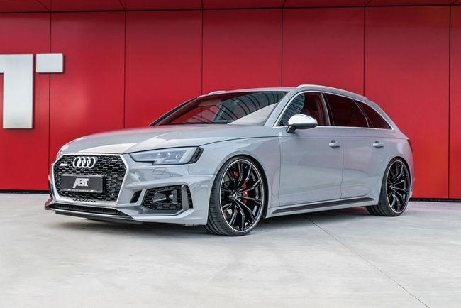 Audi RS 4 par ABT Sportsline