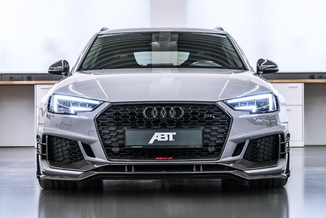 Genève : ABT présente sa RS4-R