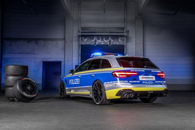 Audi RS4-R Avant par ABT Sportsline