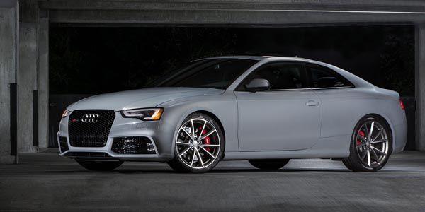 Audi RS5 Sport Edition : seulement pour les USA