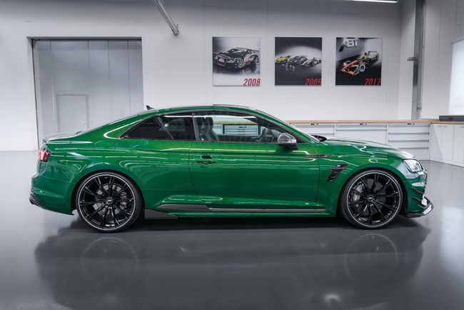 Audi RS5-R par ABT Sportsline : édition limitée