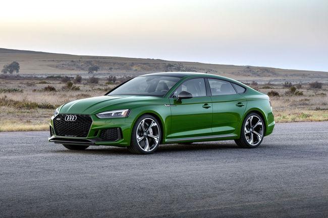 La nouvelle Audi RS 5 Sportback dévoilée à New-York
