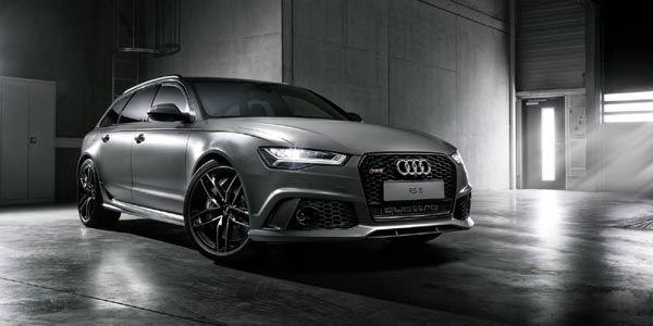 Audi RS6 Avant par Audi Exclusive